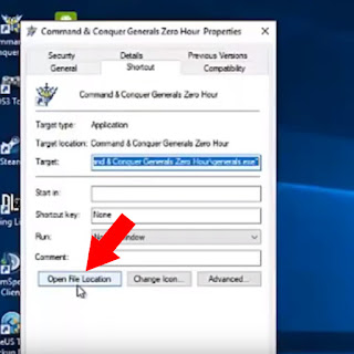 Command & Conquer Generals Zero Hour Game Windows 10 or Windows 7 64 Run Field Problem. This post i will share with you how you can fix your Command & Conquer Generals Zero Hour Windows 10 64 Run Field problem. if you run you game after few seconds show this error message and you can't fix this issue any others way follow this method you can 100% fix this issue.