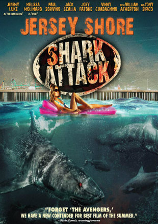 Jersey Shore Shark Attack 2012 BRRip 720p Dual Audio In Hindi English