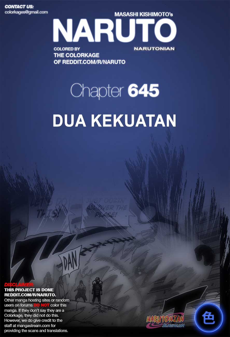 Dilarang COPAS - situs resmi www.mangacanblog.com - Komik naruto berwarna 645 - dua kekuatan 646 Indonesia naruto berwarna 645 - dua kekuatan Terbaru 0|Baca Manga Komik Indonesia|Mangacan