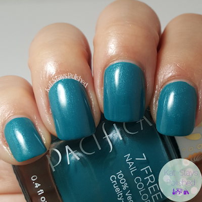 Pacifica Spring Nail Polish Trio - Super Fox | Kat Stays Polished