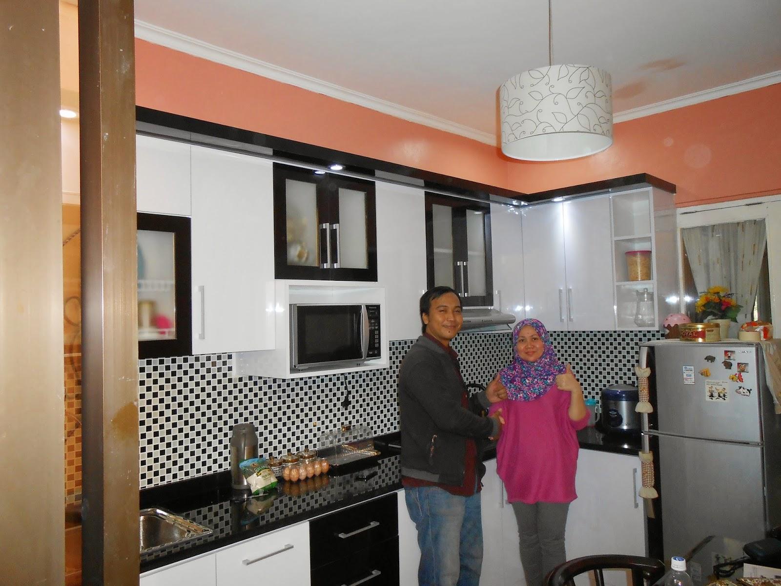 Berlian Kitchen Set Minimalis Murah Kitchen Set Cikarang
