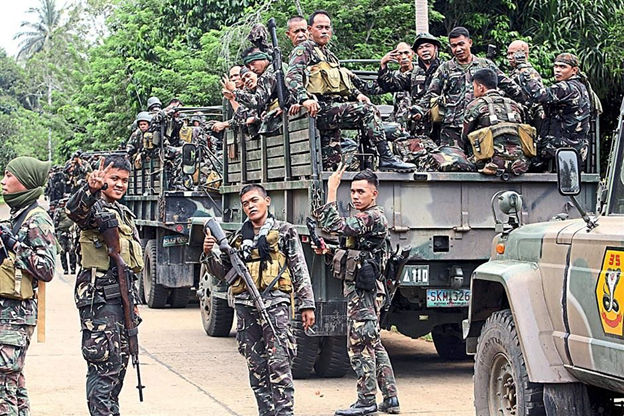 AFP rejects Misuari request for halt of ops vs Abus