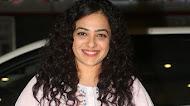 Nithya Menon in Pink Churidar Photos