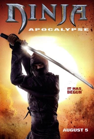 Download Films Ninja Apocalypse (2014) BluRay 720p