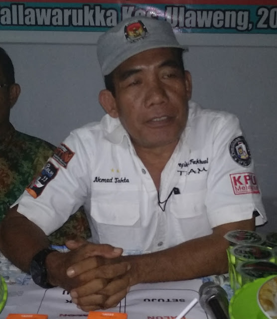 Oknum PPK Ulaweng : Coblos Peti Kosong Bikin Rancu