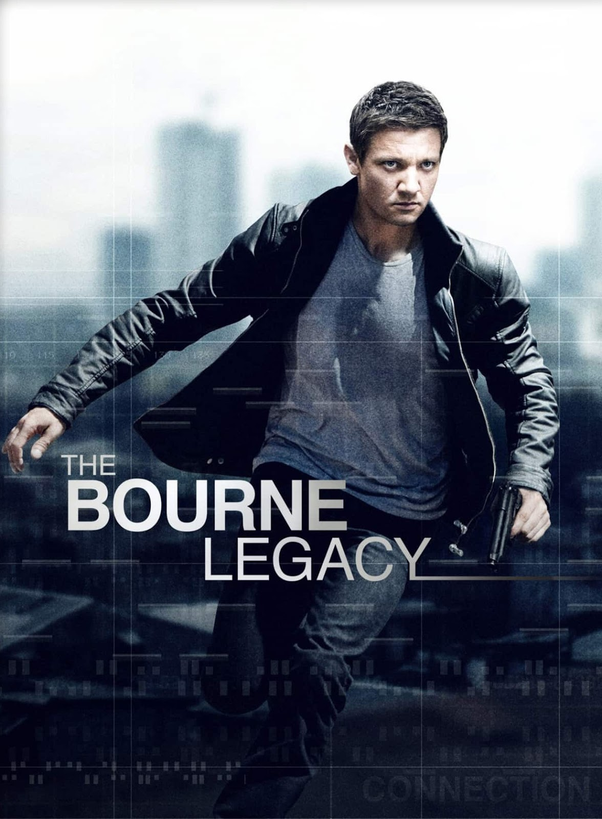 The Bourne Legacy [2002] [DVD9] [NTSC] [Latino]