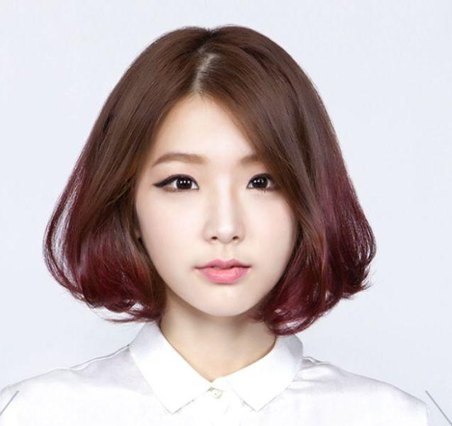 Gaya Rambut Korea Wanita 2020
