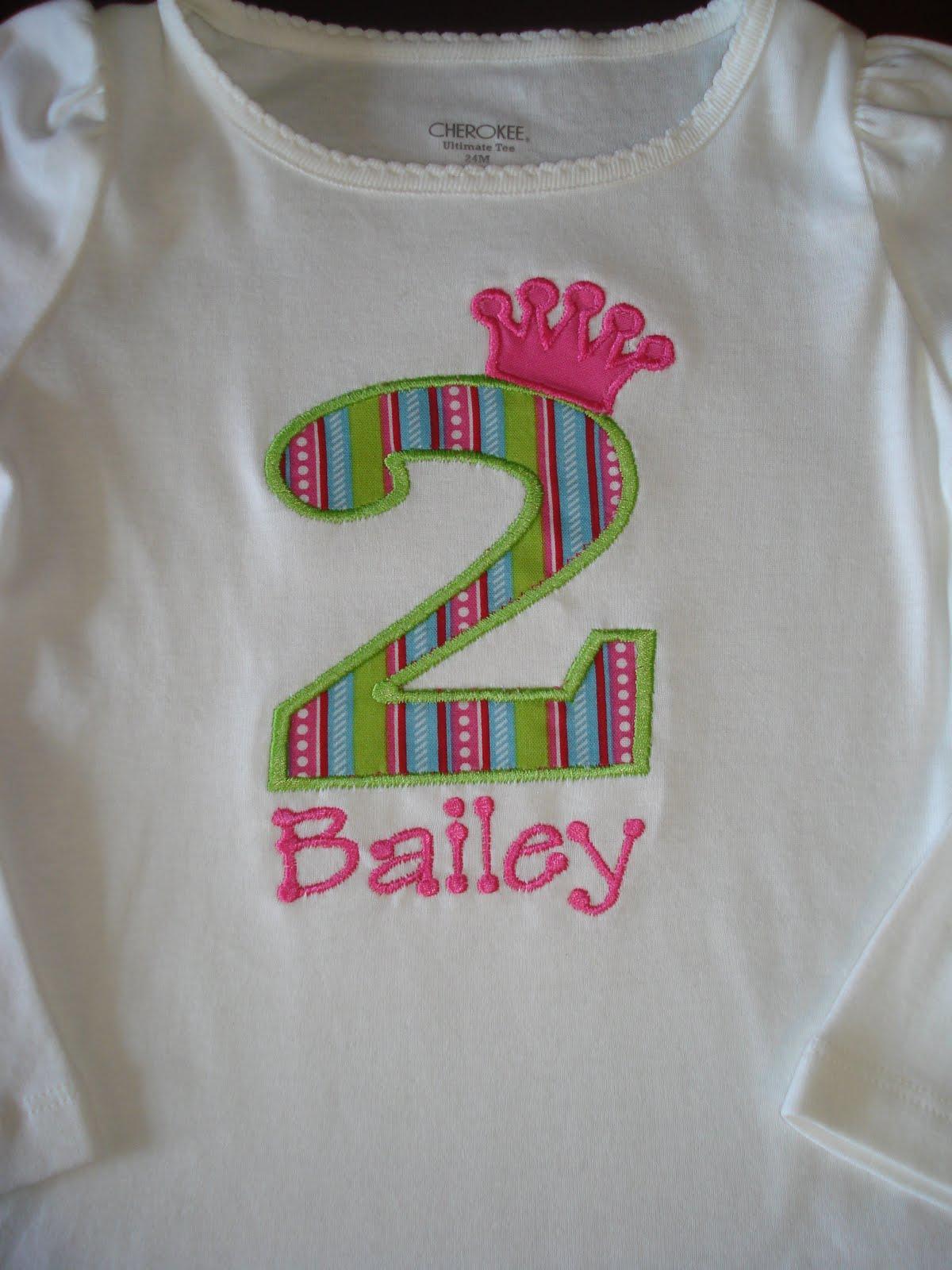 Birthday Shirts Custom Made