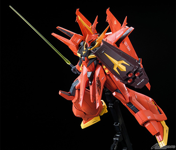 RE/100 AMX-107 Bawoo - Release Info, Box art and Official Images