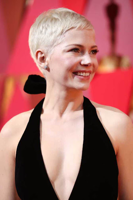 Michelle Williams at 89th Annual Academy Awards