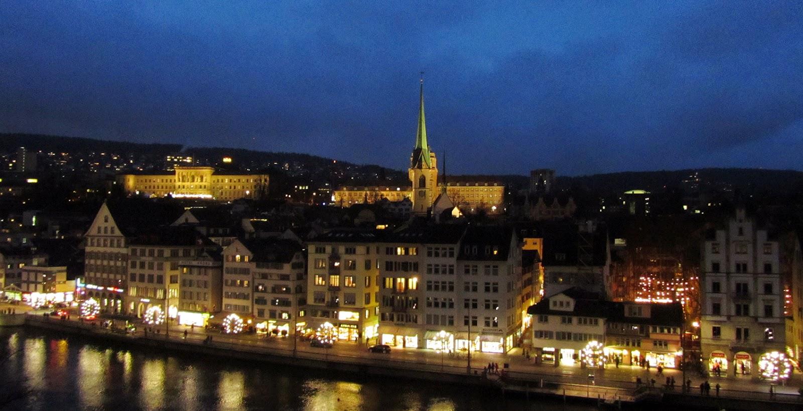 Navidad en Zürich