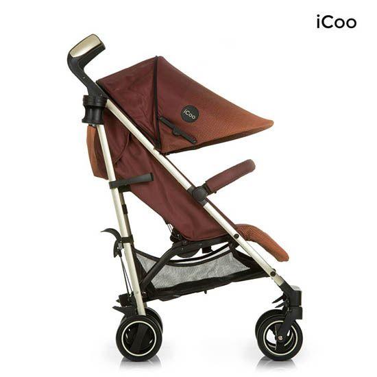 iCoo Pace Protecci/ón contra agua y viento