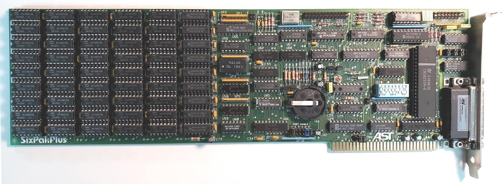The 21st Century Digital Home: The IBM PC 5150: Part 6 - The choc