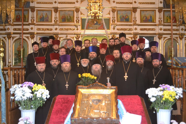 Керуючий Волинською єпархією провів збори Ківерцівського благочиння