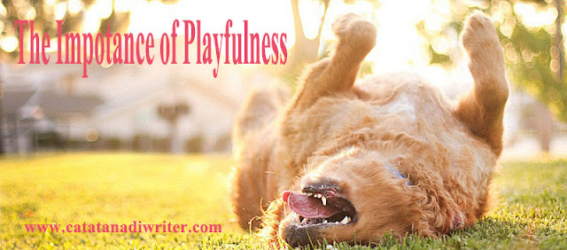 The importance of Playfulness catatanadiwriter.blogspot.com