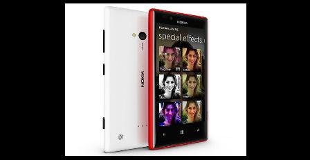 Harga Nokia Lumia 720 baru dan bekas, Spesifikasi Lengkap Nokia Lumia 720
