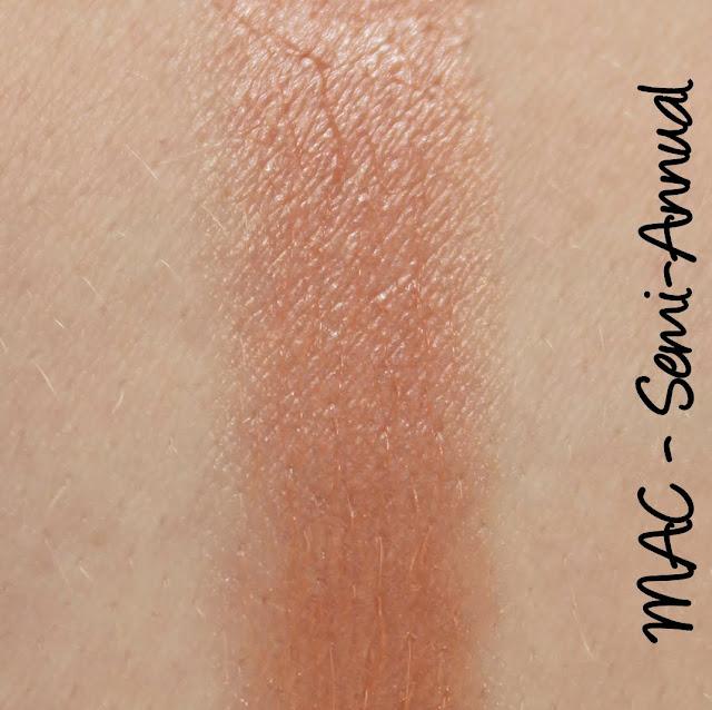 MAC Monday: Graphic Garden - Semi-Annual Lipstick Swatches & Review