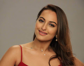 Hindi Actress Sonakshi Sinha Face Close Up Pictures (1)