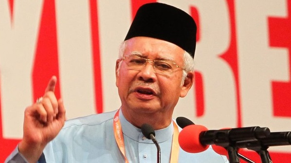 Duit RM3.5 juta di PMO itu Umno yang punya – Najib