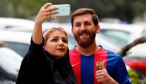 Pria Asal Iran 95% Mirip Messi Yang Membuat Mu Nggak Percaya