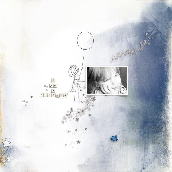 I am a dreamer © sylvia • sro 2019 • hope and dreams by natali designs