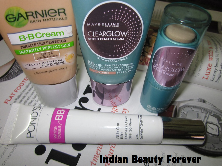 Top 5 Affordable BB Creams in India