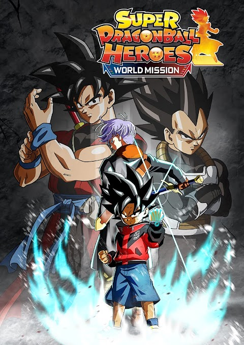 Download Super Dragon Ball Heroes World Mission - PC Game - AzonPromo