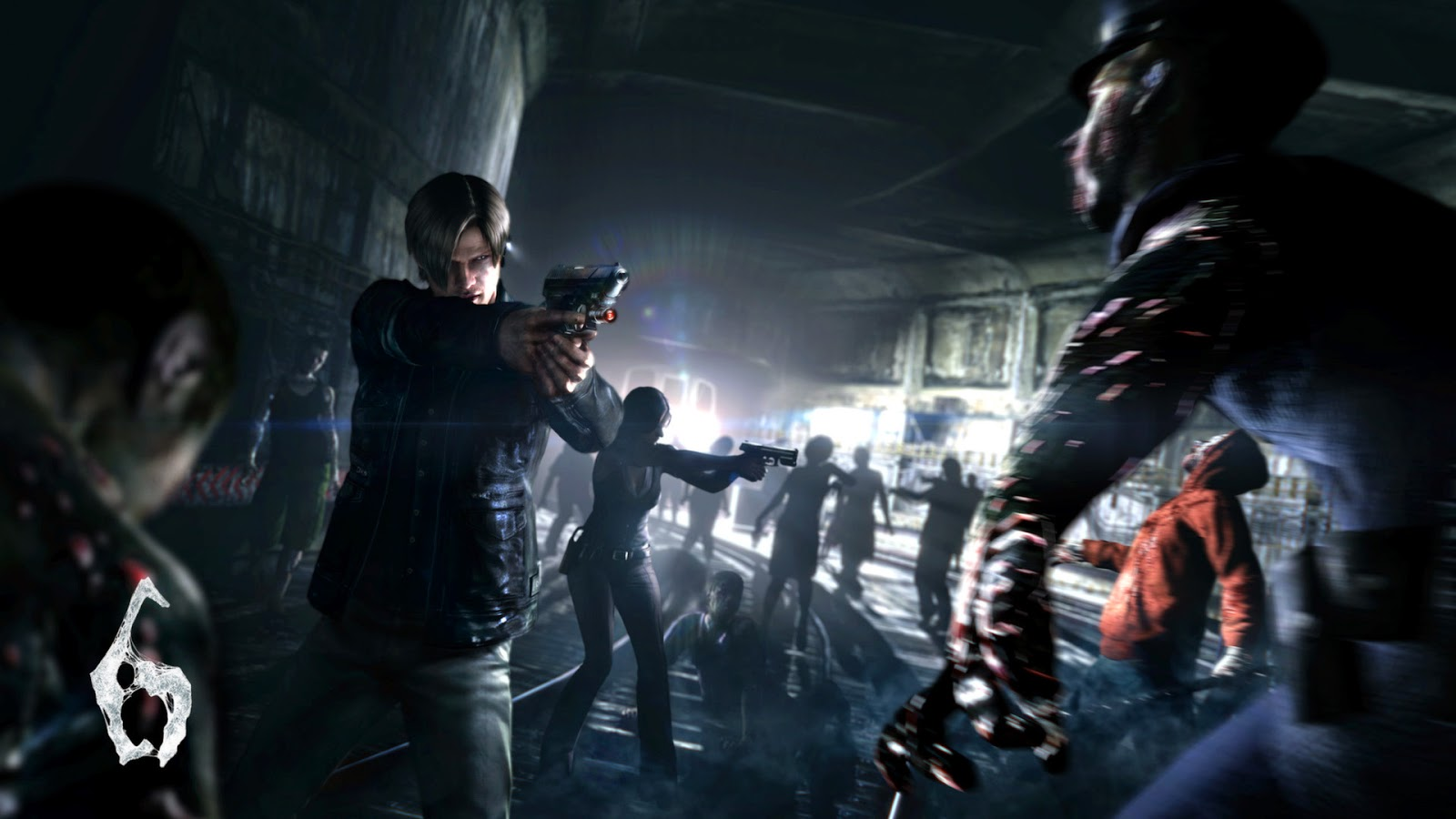 Resident Evil 6: Resident Evil 6 Full Version