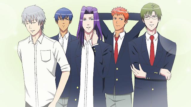Download Anime Gakuen Handsome Episode 11 Subtitle Indonesia