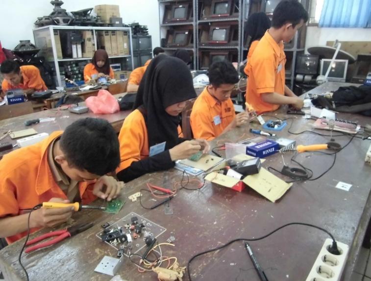 Teknik Audio Video Smk N 4 Semarang