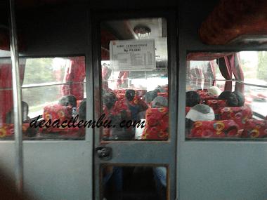 Ruang Khusus dalam Bus