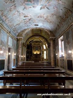 Capela do Palácio Altemps, Museu de Roma com guia em portugues