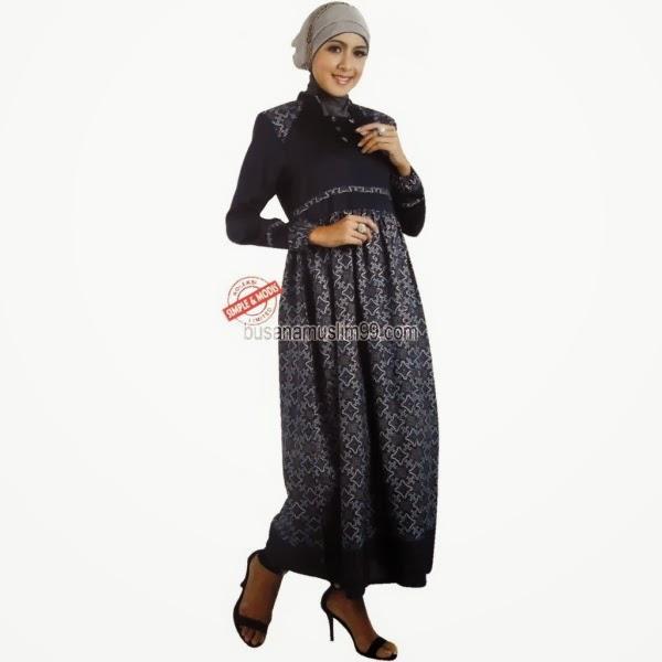 12 Model Gamis Muslim Terbaru Tahun 2017 Butikmuslimin Model Baju