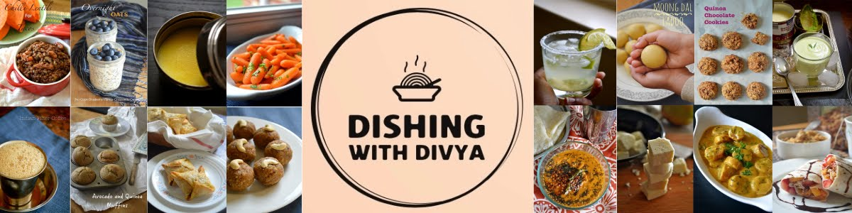 Dishing With Divya