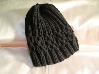 Nottingham knitted hat