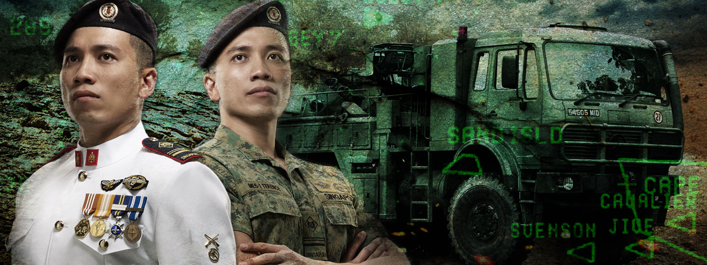 Every Singaporean Son (ESS) NSmen