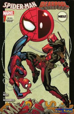 Spider-Man / Deadpool || zwei vom selben Schlag