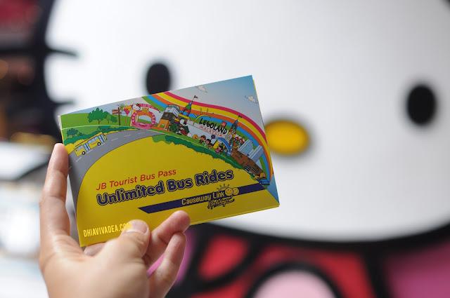 harga tiket bas causeway link kl ke legoland jb