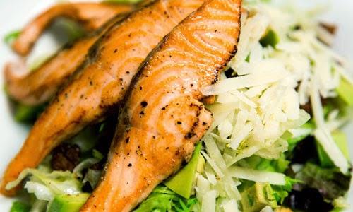 Ikan salmon biasanya ditemukan di perairan Atlantik Utara dan Samudra Pasifik Manfaat Super Penting Ikan Salmon bagi Kesehatan