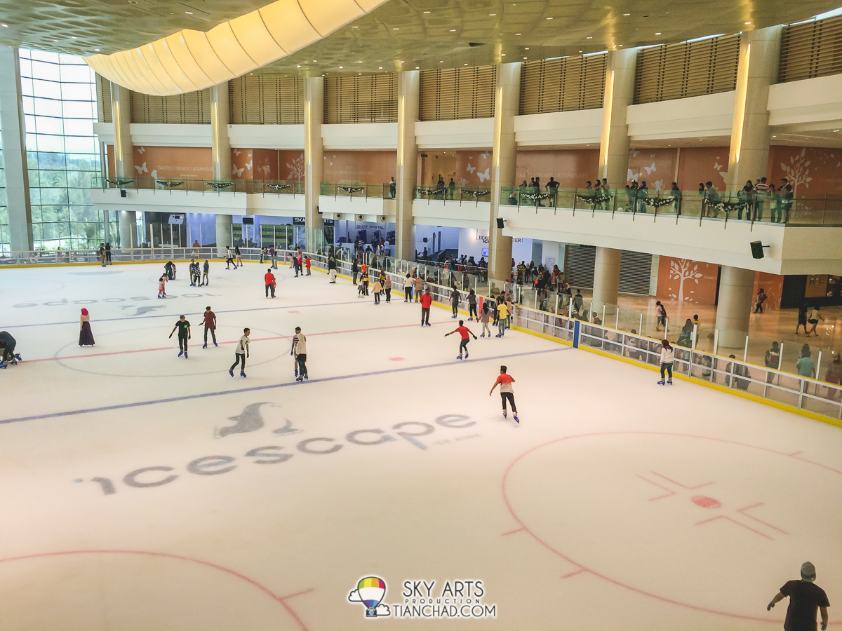 Icescape Ice Rink @ IOI City Mall