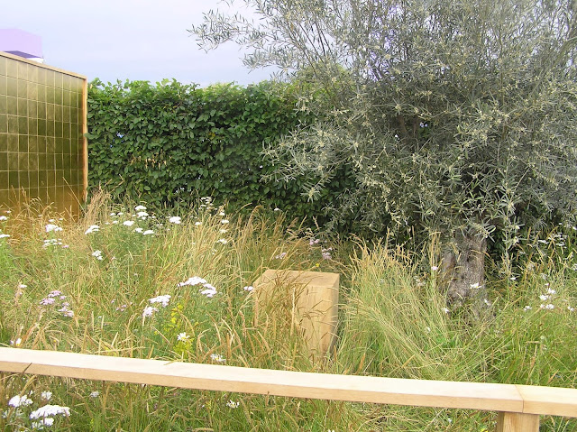 ogród konceptualny Greed - Dychotomy Garden