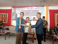 GPN Pesawaran Bersama MPR RI Menggelar Sosialisasi Empat Pilar Kebangsaan
