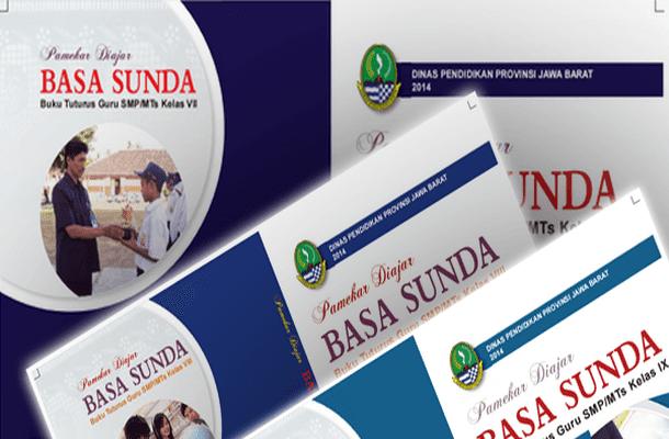 Buku Guru Bahasa Sunda SMP/MTS Kelas 7 8 9