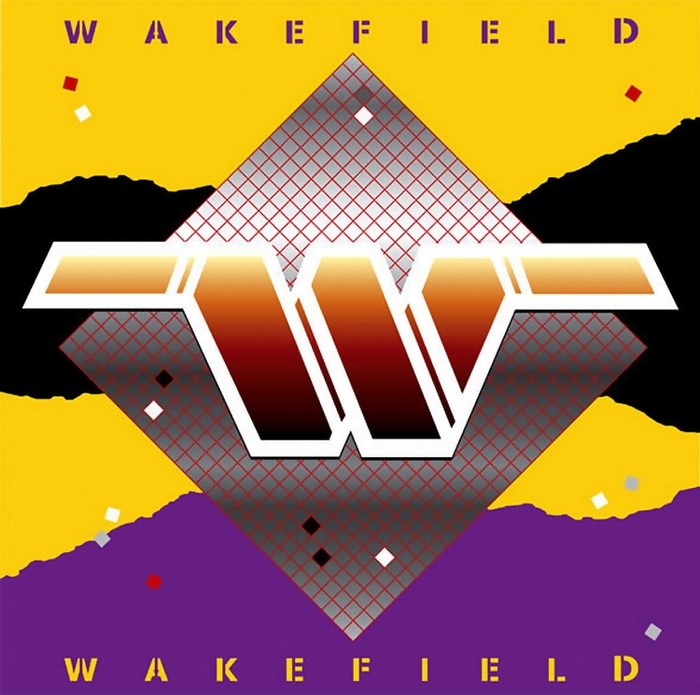 WAKEFIELD - Wakefiled (1985) LP