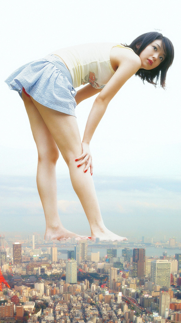 giantess japanese