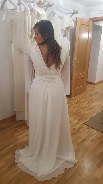 la historia de mi vestido de novia | algo nuevo prestado y azul
