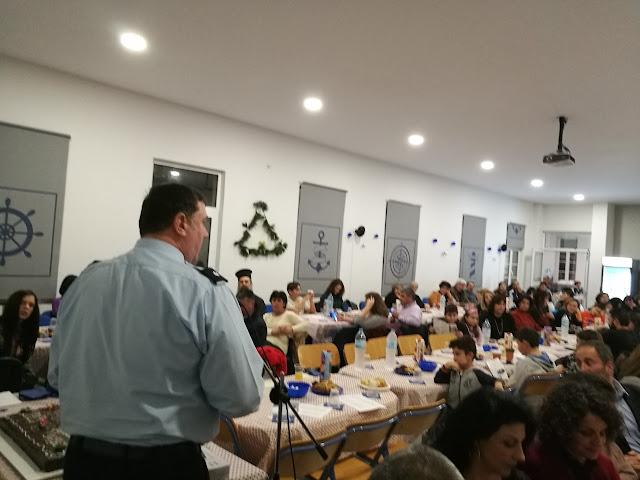 Ενημερωτική εκδήλωση της Αστυνομίας στη Λακωνία για την αποφυγή εξαπάτησης ηλικιωμένων από επιτήδειους