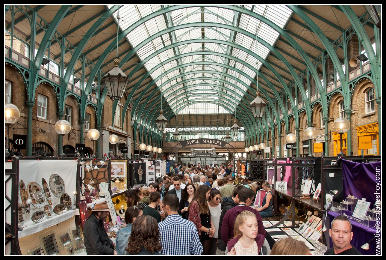 Covent Market Londres (London)