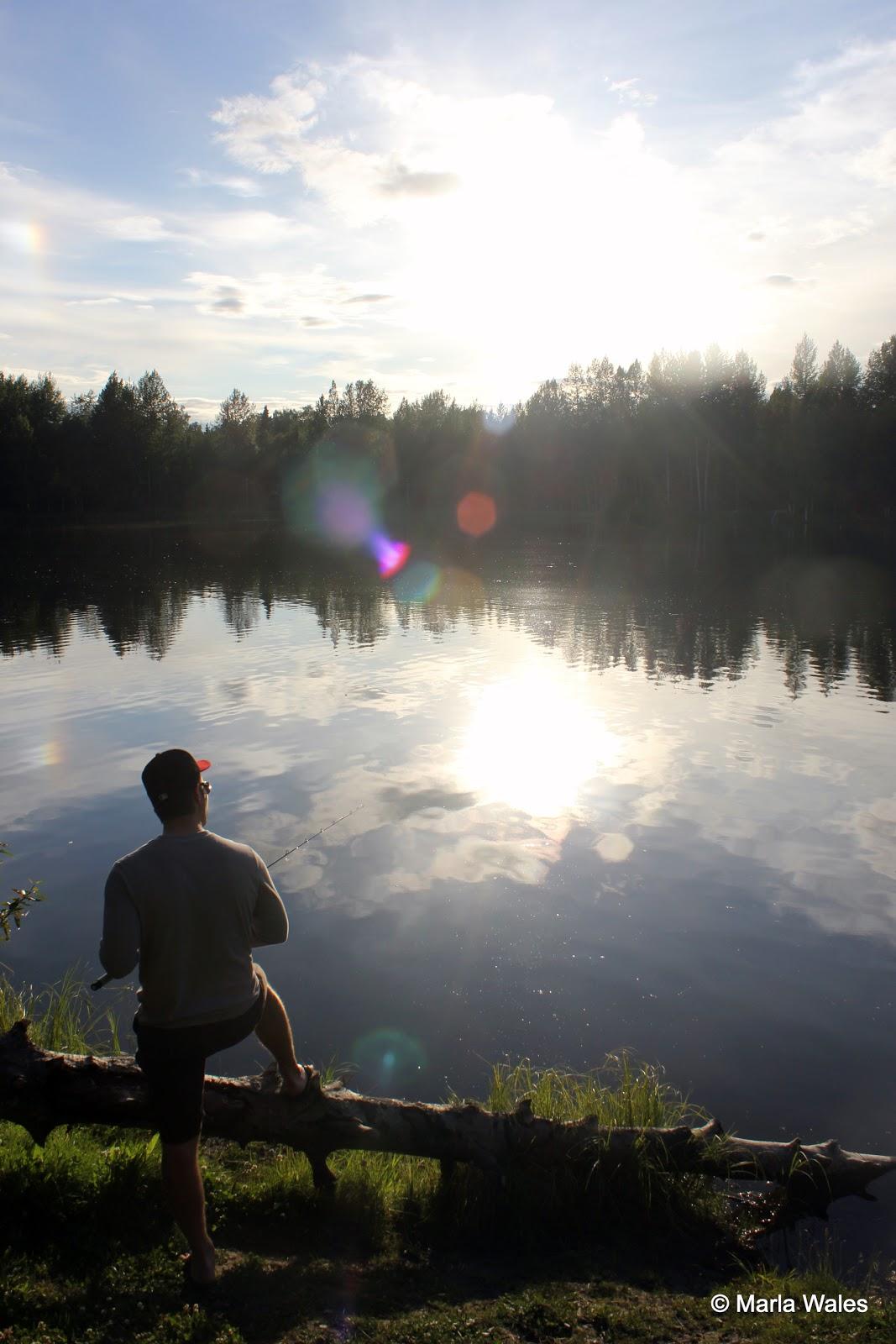 Taku Lake, Anchorage