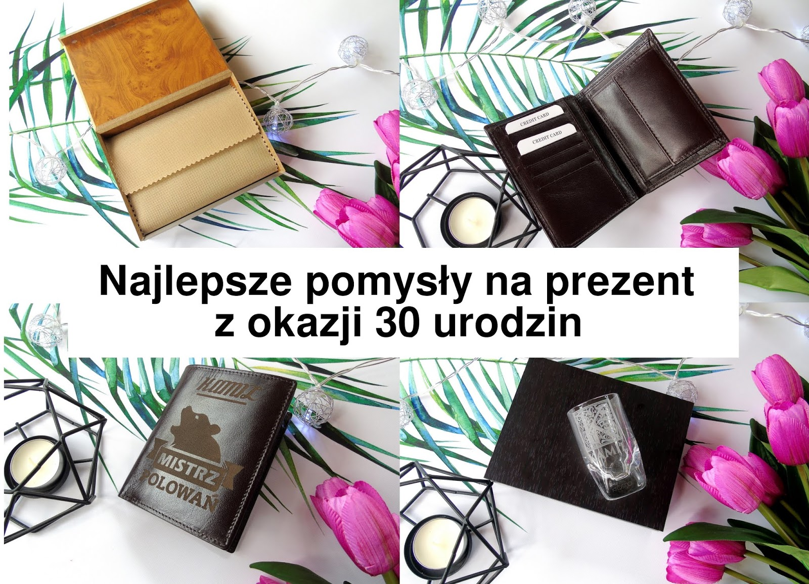 Prezenty Na 30 Urodziny - MyGiftDNA.pl